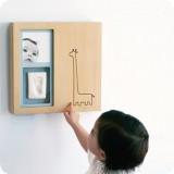 Pearhead - Modern Babyprints Frame *Natural