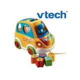 V-Tech - Sort & Learn Car* BEST BUY