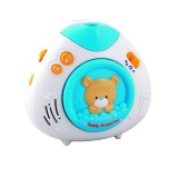 V-Tech - Lullaby Teddy Projector (Blue)