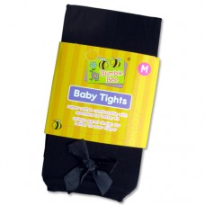 Bumble Bee - Black Tights With Butterfly