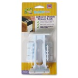 Bumble Bee - Baby Safe Adhesive Double Drawer Lock