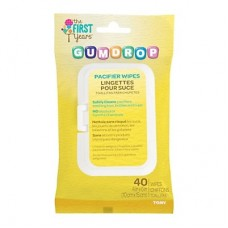 The First Years - Gumdrop Pacifier Wipes (40pcs)