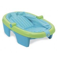 Summer Infant - Newborn to Toddler Fold Away Baby Bath *Green*