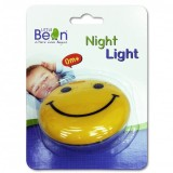 Little Bean - Happy Face Night Light