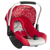 Halford- Babio Baby Carrier (Red with Bubble)