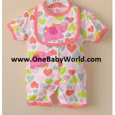 Adorable Wear (SS)- Elephant With Love