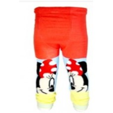 Legging Pants2 - Mini Mouse *Red*