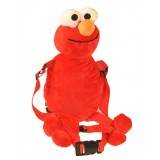 Adorable - 2-in-1 Fun Safety Harness - Red Elmo