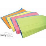 Baby Love - Waterproof Rubber Cot Sheet (BL8005)