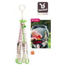 BenBat (Travel Friends)- G-Collection Baby Giraffe for Stroller