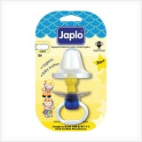 Japlo - Baby Soother Star with Cover 128