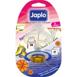 Japlo - Sportsman Pacifier with Cover (Cherry) 3m+