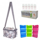 PWP: Autumnz - Fun Foldaway Cooler Bag Complete Set (10 btls) *Premium*